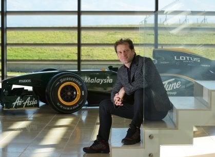 Jarno Trulli dalla Formula 1 al vino: