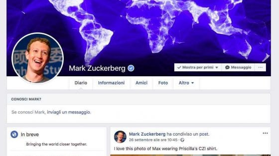 Facebook, hackerati 50 milioni di account