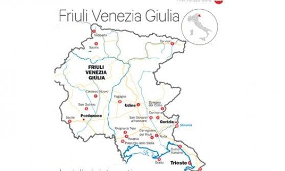 Guida Espresso 2019: i migliori ristoranti d'Italia, messi in fila regione per regione