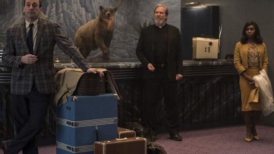 Dakota Johnson, Chris Hemsworth e Jeff Bridges, una commedia all star per aprire la Festa di Roma