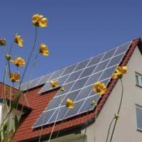 Rinnovabili, in Italia è boom del fotovoltaico domestico