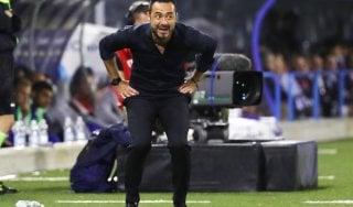 """Sassuolo, De Zerbi: """"Finché ci sarà questa voglia faremo benissimo"""""""