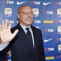 Juventus, Marotta lascia: