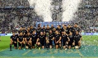 Rugby, Championship agli All Blacks: travolta l'Argentina