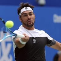Tennis, Fognini battuto in finale a Chengdu: Tomic vince in tre set