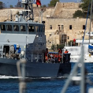 Malta: sbarcati i migranti dell'Aquarius