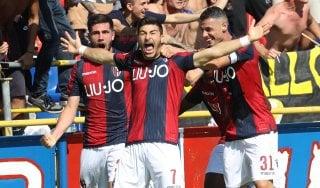 Bologna-Udinese 2-1, Santander e Orsolini rimontano i friulani
