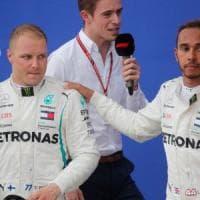 F1, Gp Russia: Hamilton vince e allunga ancora, Vettel è terzo