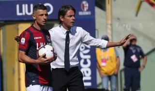 Bologna, Inzaghi: ''Esemplari nello spirito''