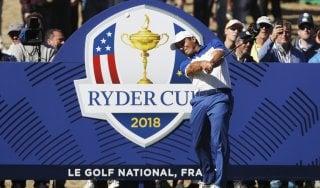 Golf, Ryder Cup: Molinari trascina l'Europa alla vittoria sugli Stati Uniti