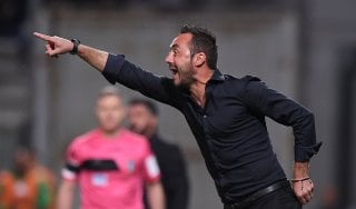 """Sassuolo, De Zerbi: """"Abbiamo pagato l'importanza della gara"""""""