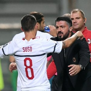 "Milan, Gattuso: ""Vittoria dà tranquillità, ma non basta"""