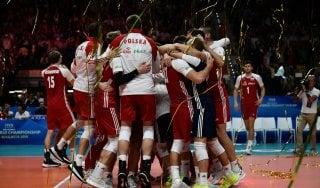 Volley, Mondiali: la Polonia si conferma campione, Brasile senza scampo
