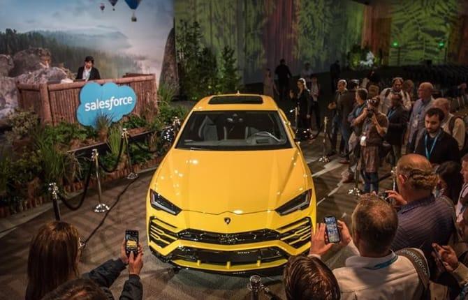 """""""Lamborghini Unica"""", una app a tutto gas"""