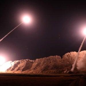 Missili sulla Siria: la vendetta di Teheran per l'attentato contro i Pasdaran