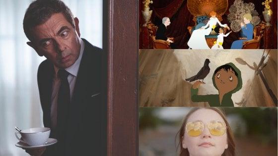 L'orfanello Rémi, il comico Rowan Atkinson e i talenti emergenti da Chalamet a Sheridan a Alice nella città