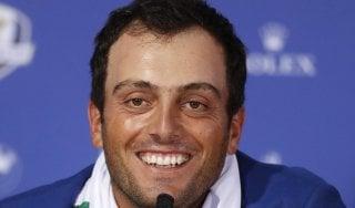 """Golf, Molinari: """"Io il nuovo Messia? Tanta attenzione è motivo di orgoglio"""""""
