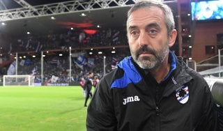"""Sampdoria, Giampaolo: """"Abbiamo saputo soffrire, ho visto ottimi spunti"""""""