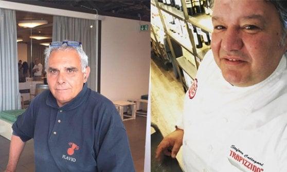 Anni 80, pizza romana e Messico (senza nuvole): lo strano matrimonio Callegari-De Maio