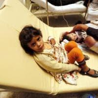 Yemen, a Hodeidah sono triplicati i casi sospetti di colera in soli tre
