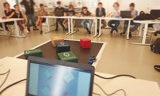 Un incontro curato e realizzato da ItaliaCamp