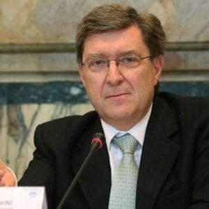 Il portavoce dell'AsVis Enrico Giovannini