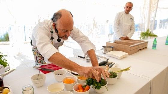 """Pino Cuttaia chiama a raccolta gli chef: """"Recuperiamo il rispetto per il mare"""""""
