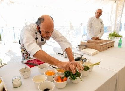 Pino Cuttaia chiama a raccolta gli chef: