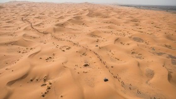 L'uomo ha ritardato di 500 anni la desertificazione del Sahara