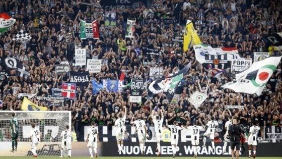 Cori razzisti contro Napoli e Koulibaly: curva della Juventus chiusa un turno