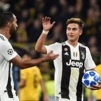 Juventus-Young Boys 3-0: manca Ronaldo, fa tutto Dybala