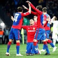 Champions: il Real cade a Mosca, solo pareggi per United e Bayern. Il City si rilancia
