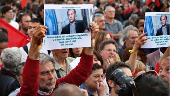 Il sindaco di Riace Domenico Lucano è stato arrestato per un peccato di umanità