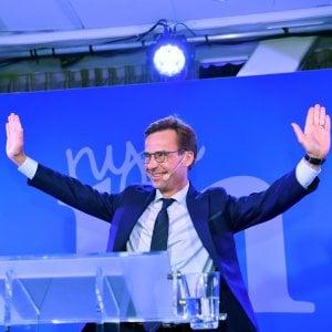 Svezia, le grandi manovre di Ulf Kristersson per formare un nuovo governo
