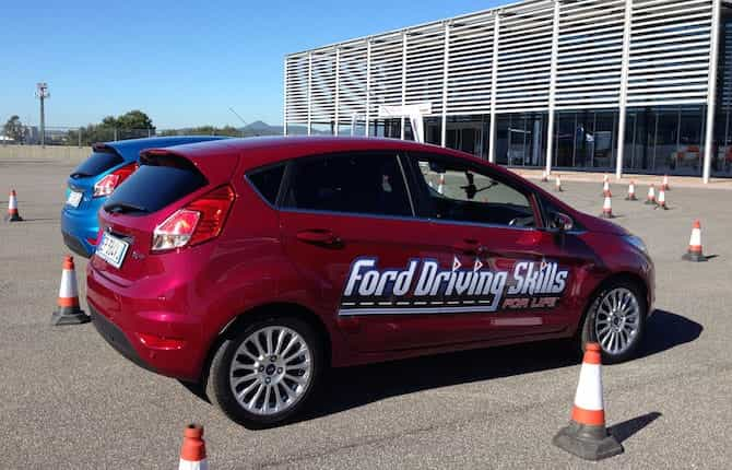 Driving Skills For Life, Ford in prima linea