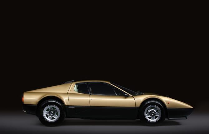 "All'asta la Ferrari ""Gold"""