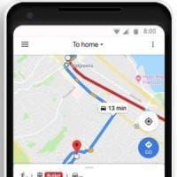 Traffico in tempo reale e pecorsi, Google Maps va incontro ai pendolari