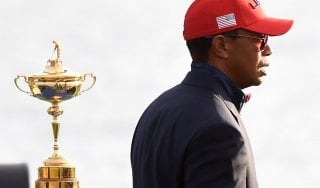 "Golf, Ryder Cup; Tiger Woods: ""Mi sento responsabile della sconfitta Usa"""