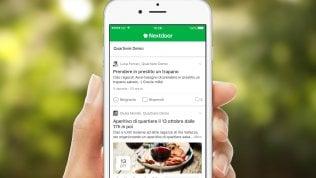 """Sbarca in Italia Nextdoor, il social dei quartieri """"connessi"""""""