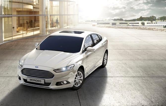 Ford Mondeo Hybrid: dal 2019 arriva la Station Wagon