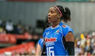 Volley, mondiali femminili: l'Italia vola con le schiacciate di Miriam Sylla