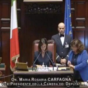 """Camera, Carfagna zittisce Salvini: """"Le regole valgono anche per lei"""""""