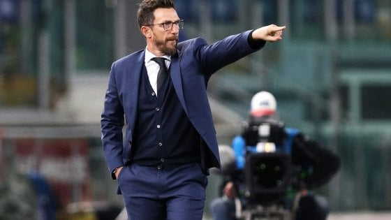 Roma, Di Francesco annuncia: