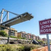 Ponte Morandi, le promesse mancate: dagli appalti agli sfollati, 50 giorni di parole
