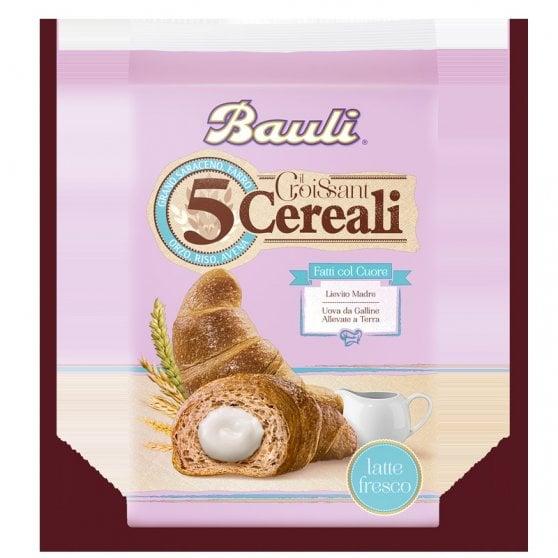 Rischio salmonella, ritirati i croissant al latte Bauli
