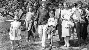 Vi rispiego chi era mio padre, Ezra Pound
