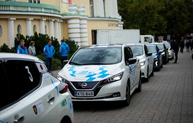 Nuova Nissan Leaf, bestseller in Europa e in Italia