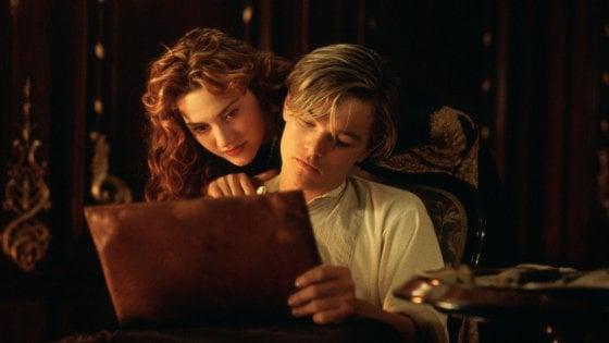 """Amore e altre catastrofi, Titanic torna al cinema. I fan sui social: """"Ci saremo anche questa volta"""""""