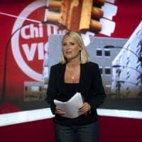 Federica Sciarelli, una vita in tv e due milioni di fan.