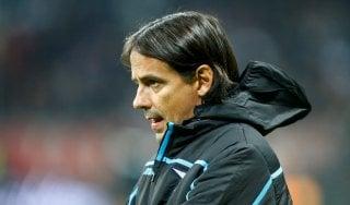 """Lazio, Inzaghi: """"Partita chiusa dall'arbitro, ma dovevamo essere più squadra"""""""